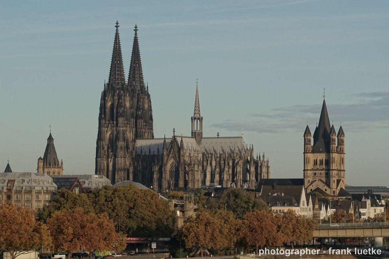 Brückentag in Köln….