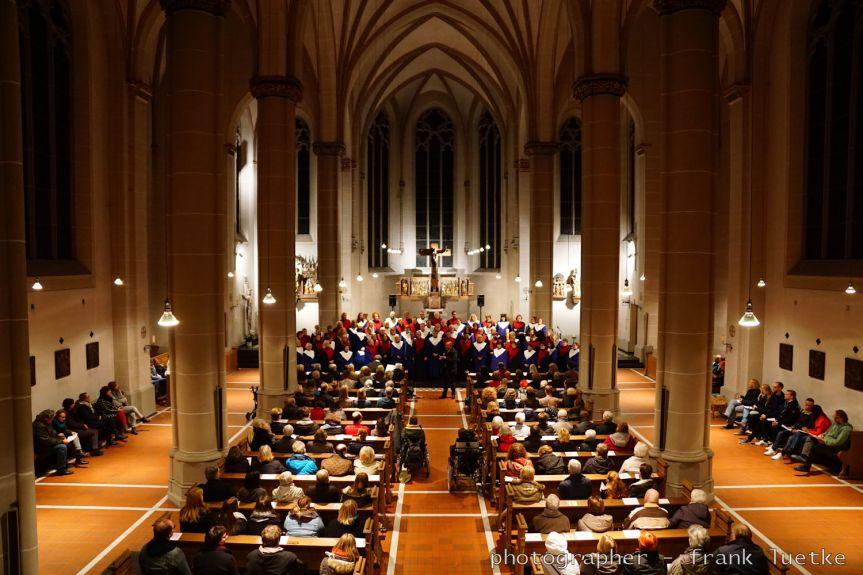 Impressionen vom Gospelkonzert