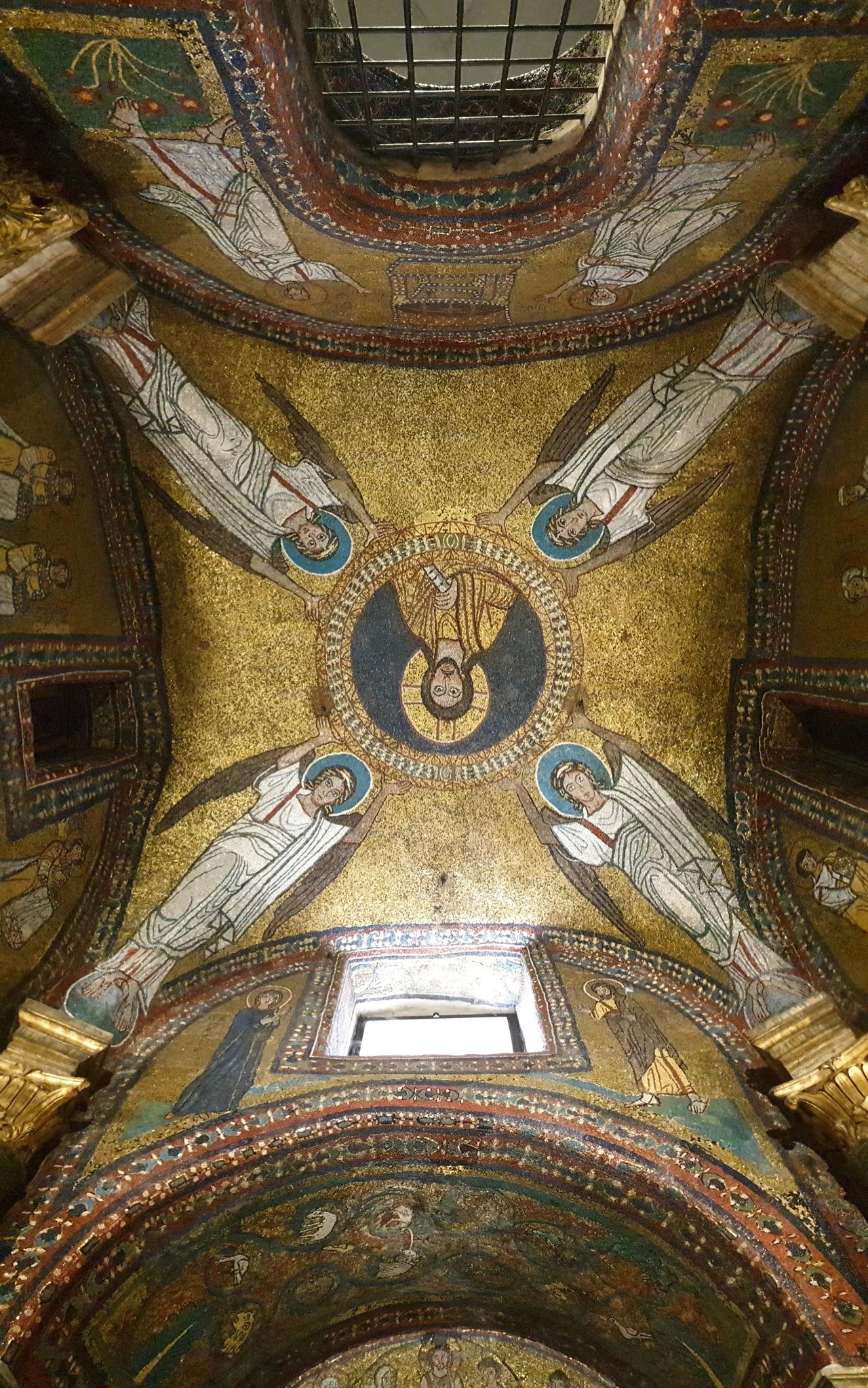 Rom – Basilica di SantaPrassede